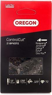 "Oregon ControlCut™ - Cadena para Motosierras de 18"" (45 cm) Husqvarna, Jonsered, Dolmar, Echo, Oleo- mac, 72 eslabones"