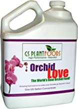 Orchid Love- The World's Greatest Orchid Food! 1 Gallon