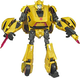 Transformers Generations: Autobot Cybertronian Bumblebee Deluxe Class Action Figure