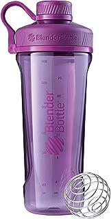 BlenderBottleRadian Tritan Shaker Bottle, Plum, 32-Ounce