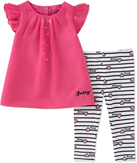3e5ad1b8f Amazon.com: Juicy Couture - Clothing / Girls: Clothing, Shoes & Jewelry