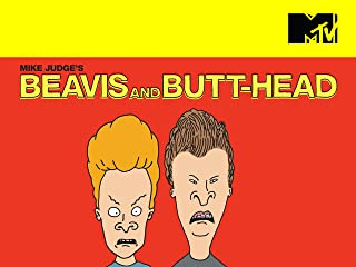 Beavis and Butt-Head: The Mike Judge Collection: Volume 4