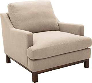 Amazon Brand – Stone & Beam Genesse Living Room Accent Chair, 37W, Fawn