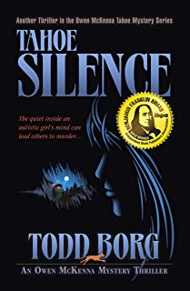 Tahoe Silence (An Owen McKenna Mystery Thriller Book 5)