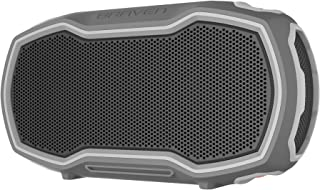 BRAVEN READY PRIME WATERPROOF BLUETOOTH OUTDOOR SMART SPEAKER - GREY