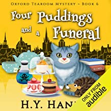 Four Puddings and a Funeral: Oxford Tearoom Mysteries, Book 6