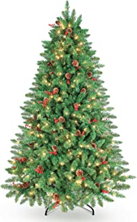 Best christmas tree with cones Reviews
