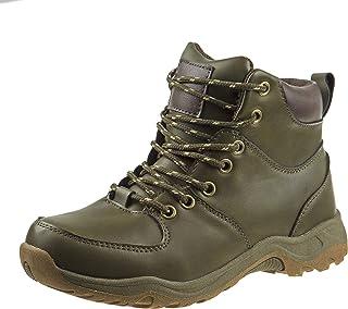 Joseph Allen Boys Hiking Style Comfort Work Boots (Little Kid, Big Kid)