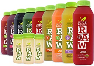 Sponsored Ad - 9-Day Vitamin-C Immunity Cleanse by Juice From the RAW - Boost Your Immune System / Lose Weight Quickly / B...