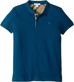 Mini Short Sleeve PPM Polo Shirt (Little Kids/Big Kids)