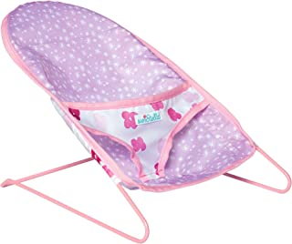 Manhattan Toy Baby Stella Bouncy Chair Baby Doll Accessory for 12