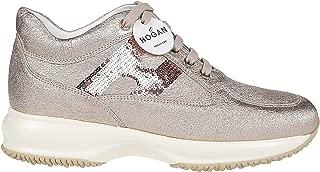 Hogan Luxury Fashion Womens HXW00N05640LF5M002 Pink Sneakers | Fall Winter 19