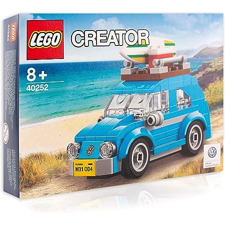Lego 40079 Creator Vw Bus T1 Camper Van Exclusives Set Im Beutel Mit 76 Teilen Spielzeug