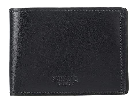Shinola Detroit Slim Bifold 2.0 Harness