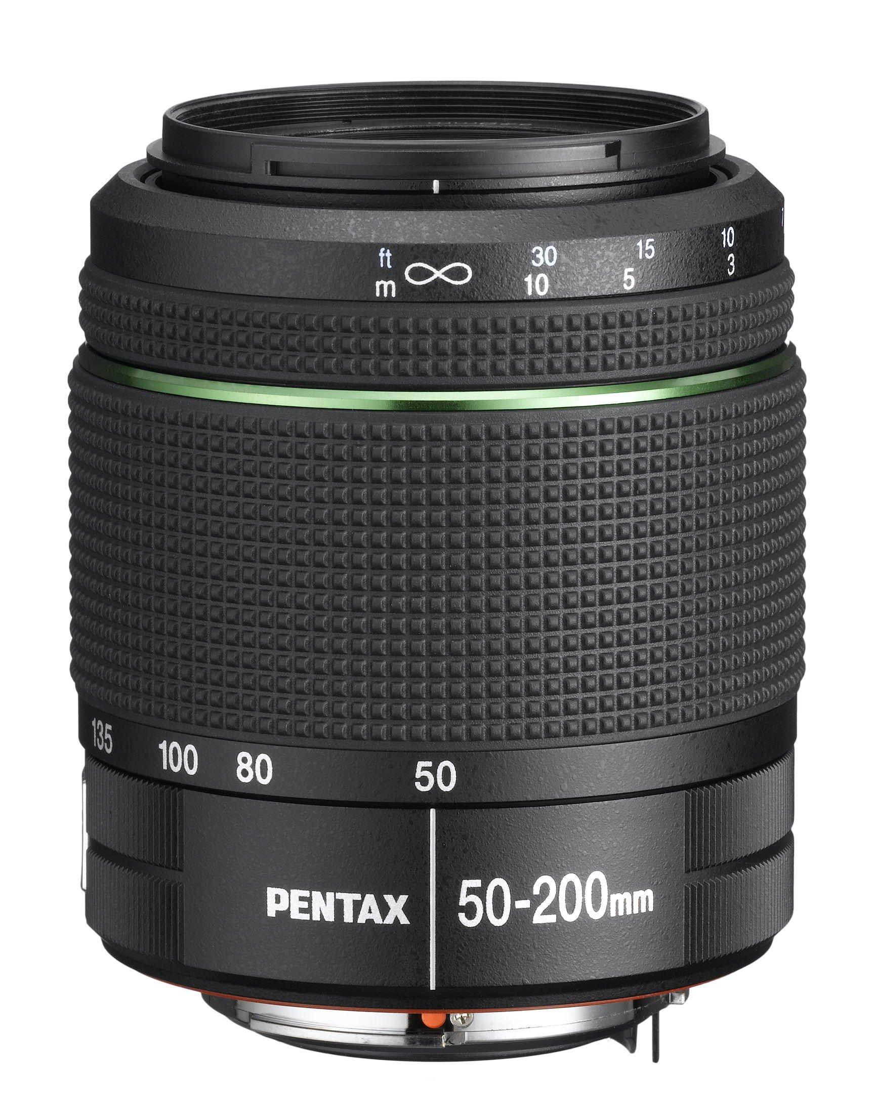Pentax 50-200 mm f/4.0-5.6 SMC ED WR: Amazon.es: Electrónica