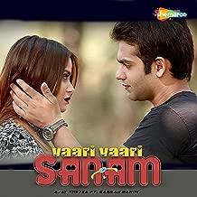 Vaari Vaari Sanam (feat. Sarrah Barot)