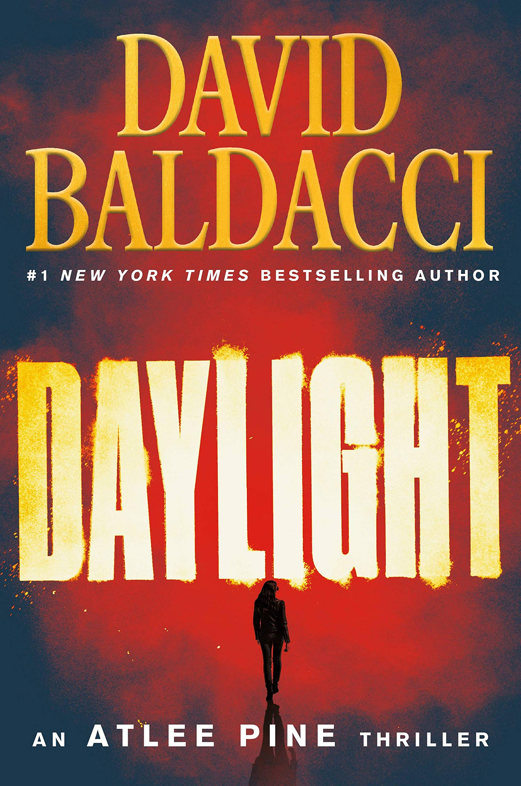 Cover image of Daylight by David Baldacci