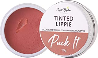 Earth Rhythm Tinted Lippie - SPF 30- Ahhoy There   Nourishes Lips, Prevent Dryness, Ecocert Approved Pigments