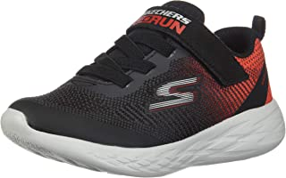 Skechers Kids' Go Run 600-Farrox Sneaker