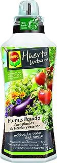 Compo Humus líquido, Crecimiento Sano de Frutas y Verduras, Apto para Agricultura ecológica, 1 L
