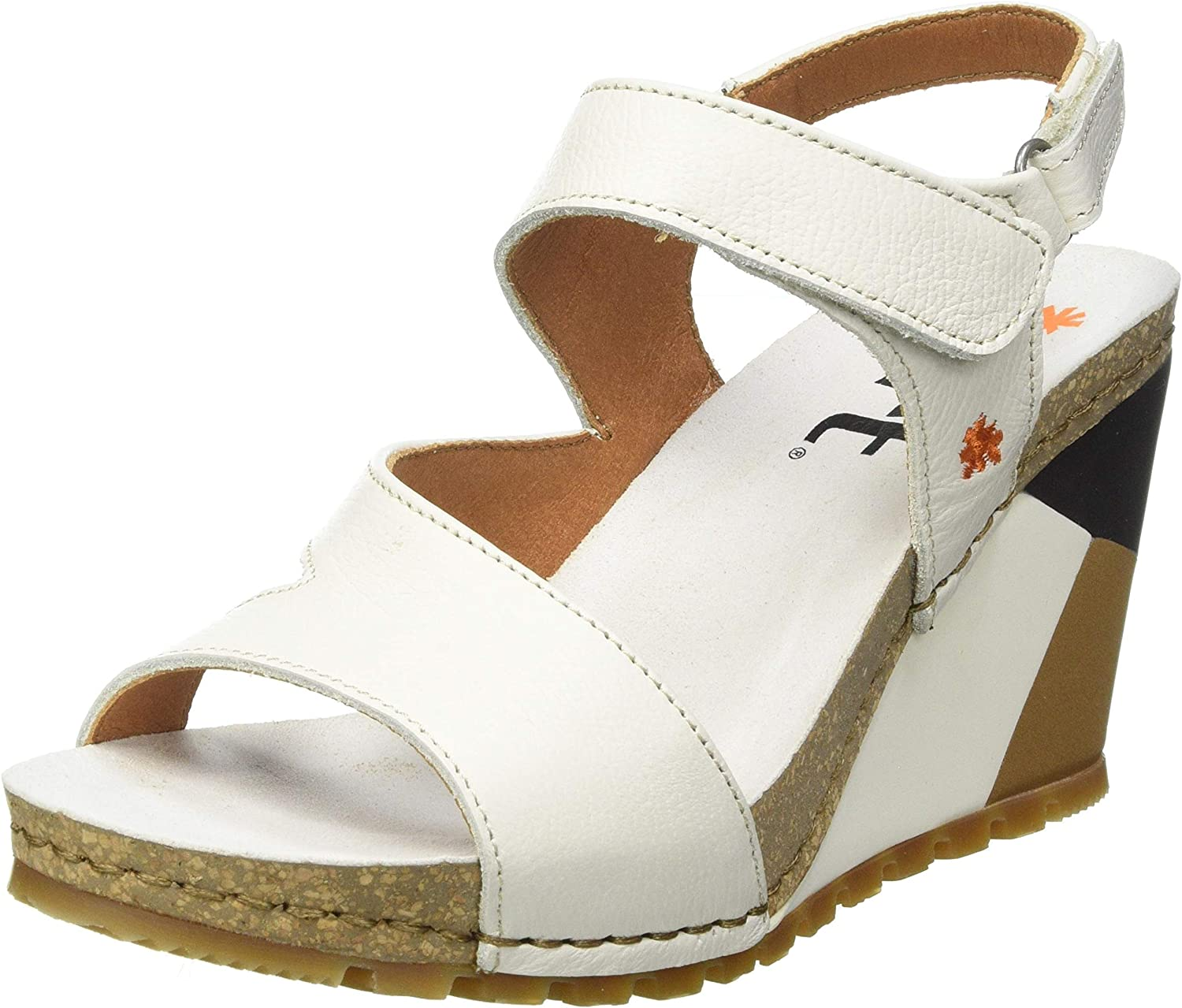 Art Women's New mail order Ankle Sandal Outlet SALE Wedge Strap