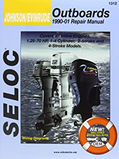 Best 1997 johnson outboard motor manual Reviews