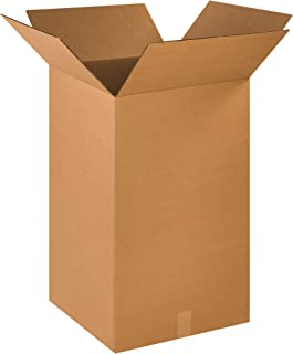 Boxes Fast BF181830 Tall Cardboard Boxes, 18