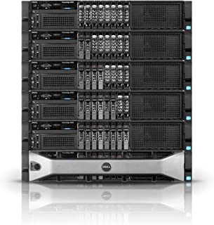 Dell PowerEdge R820 Server | 4X 2.60GHz 32 Cores | 192GB | H710 | 2X 600GB 10K (Renewed)