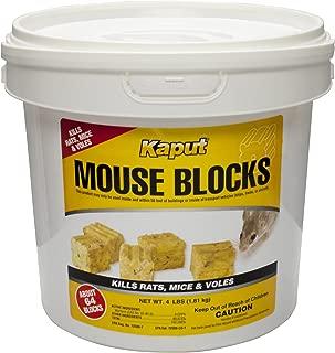 Kaput Mouse Blocks - 4lb. Bucket 71305