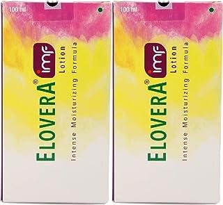 Glenmark Elovera IMF (Intense Moisturizing Formula) Lotion (100 ml) Pack of 2