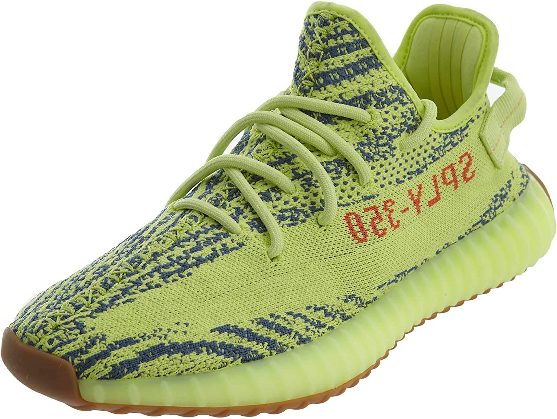 Yeezy Boost 350 V2 Frozen Gelb - B37572 - Größe 42.6666666666667-EU B07817KPTX  Qualifizierte Herstellung