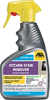 FILA Heavy Duty Cleaner PS87 Spray 24 OZ, Barbeque Cleaner, Ideal for Fireplaces, Kitchen Countertops, Grills, Hot plates,...