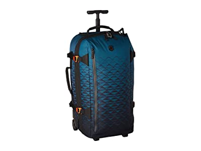 Victorinox VX Touring Wheeled Duffel Medium (Dark Teal) Duffel Bags