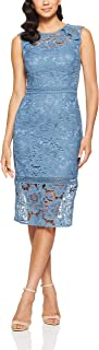 Cooper St Women's Hinterland High Neck Lace Dress