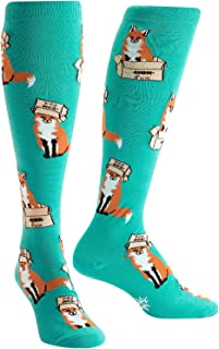 Sock It To Me, Calcetines altos con diseño de animales