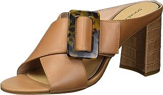 Donald J Pliner Women's Slide Heeled Sandal