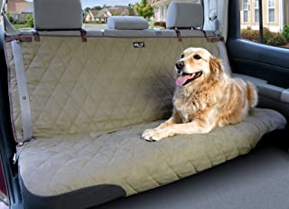 PetSafe Solvit Deluxe Seat Cover - Bench, Hammock, Cargo Liner for Cars, SUVs and Trucks