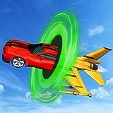 Auto verwandeln Rennspiel: Boot, Flugzeug & ATV Bike