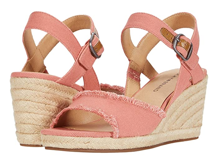 Lucky Brand  Mindra (Coral) Womens Shoes