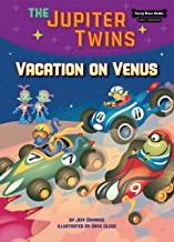 Vacation on Venus (Book 6) (Funny Bone Books ™ First Chapters — The Jupiter Twins)