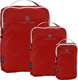 Eagle Creek Hardside Luggage Set, 2 Piece, Volcano Red, 36 Centimeters 104EC04116810481004