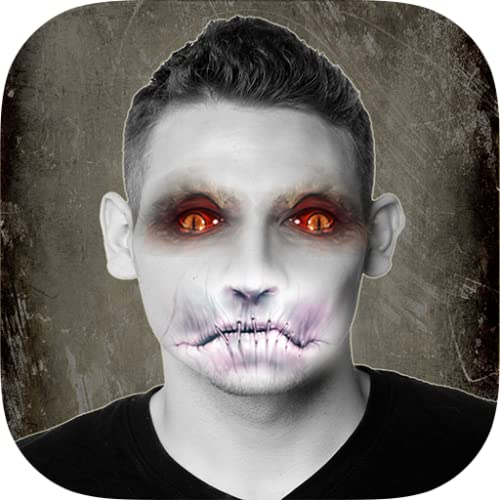 DemonFaced - Scary Halloween Style Monster Photo Booth FX