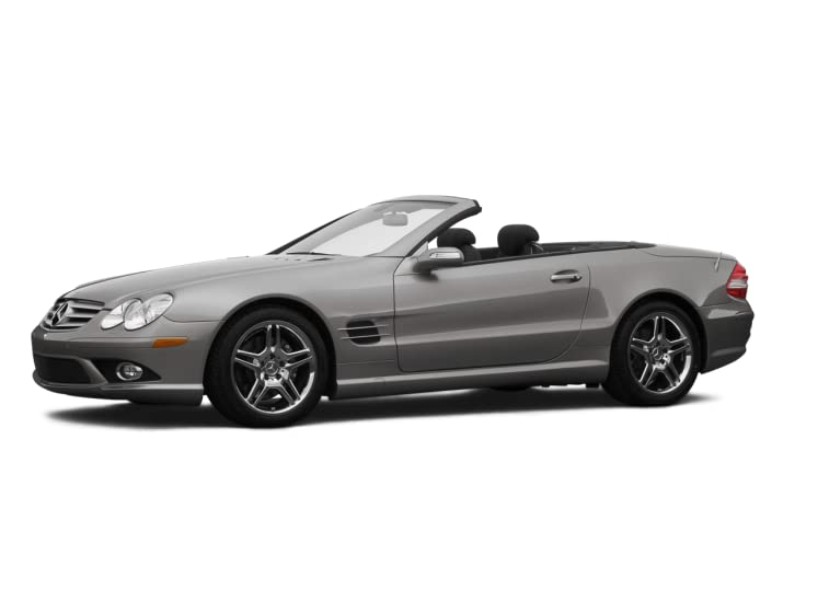 Amazon.com: 2007 Mercedes-Benz SL550 Reviews, Images, and Specs: Vehicles