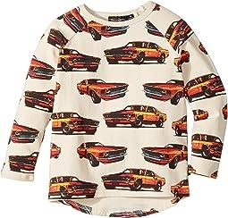 Rock Your Baby - Eat My Dust Long Sleeve T-Shirt (Toddler/Little Kids/Big Kids)