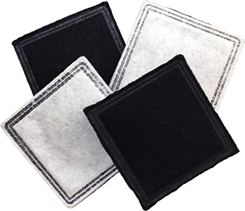 PetSafe Replacement Filter for the Current Dog and Cat Water Fountain, 4 Pack