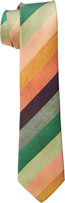 Narrow Artist Stripe Tie
