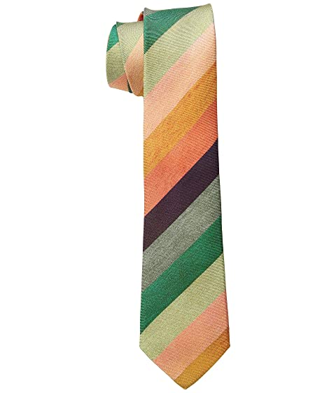 Paul Smith Narrow Artist Stripe Tie