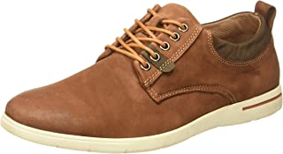 Action Shoes Men's Leather Sneakers