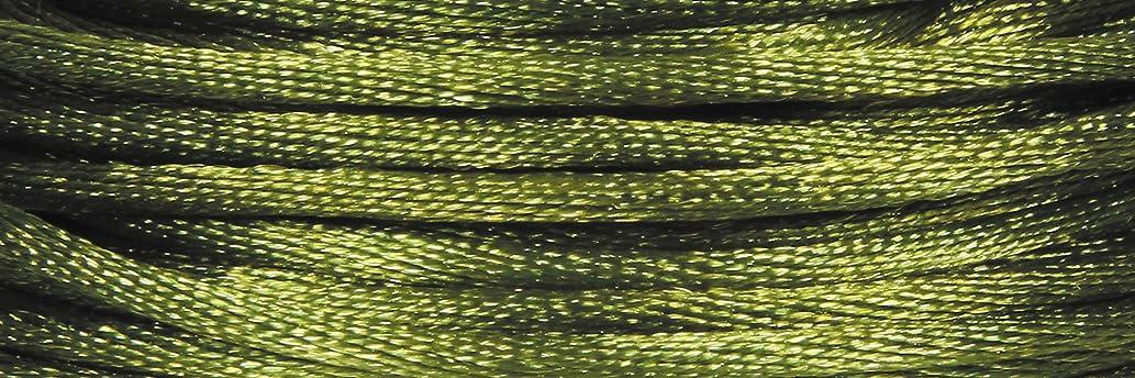 DARICE 1999-4699 20-Yard Rattail Cord, Nylon, 1.5mm, Olive