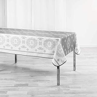 nappe rectangle 150 x 240 cm polyester imprime madelyne